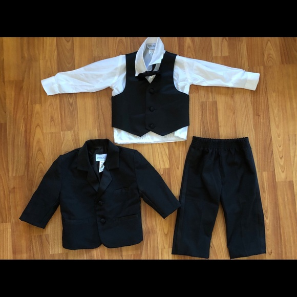 Spring Notion Other - Classic Black and White Tuxedo